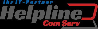 Logo der Firma Helpline Com Serv